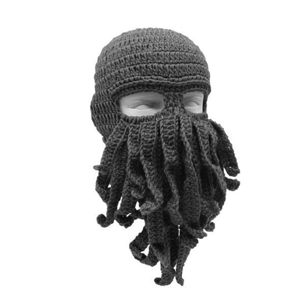 Octopus Tentacled Beanie (7 Colours)