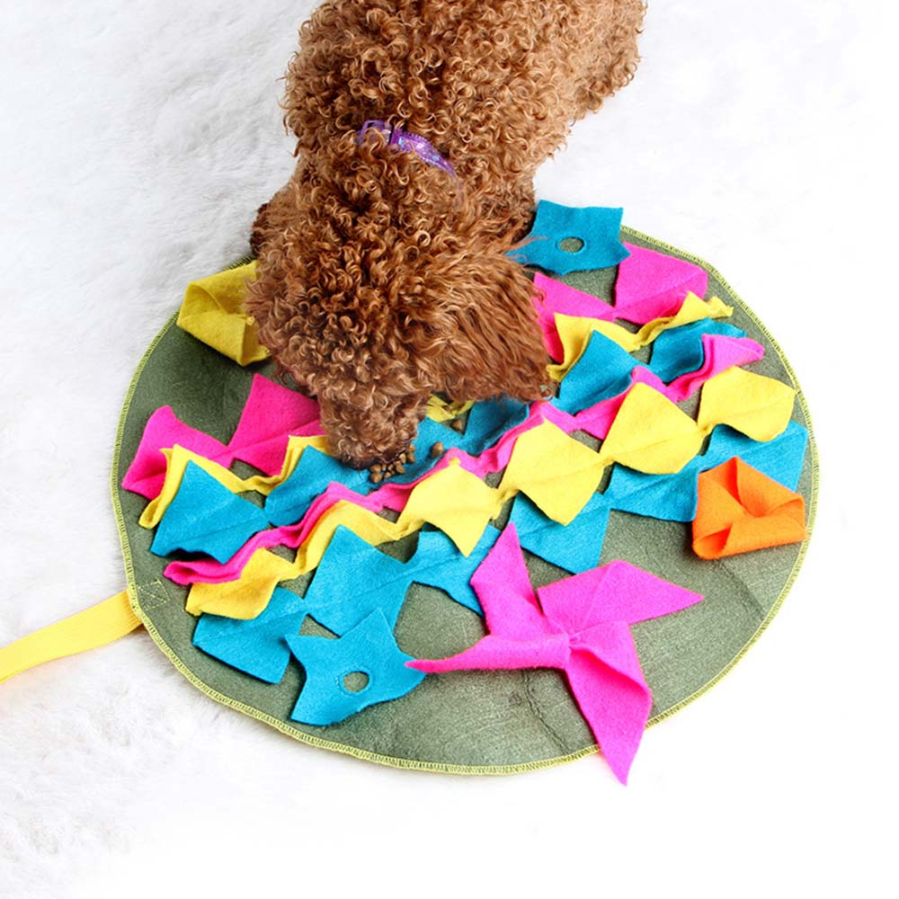PuzzlePet™ Food Sniffing Training Mat