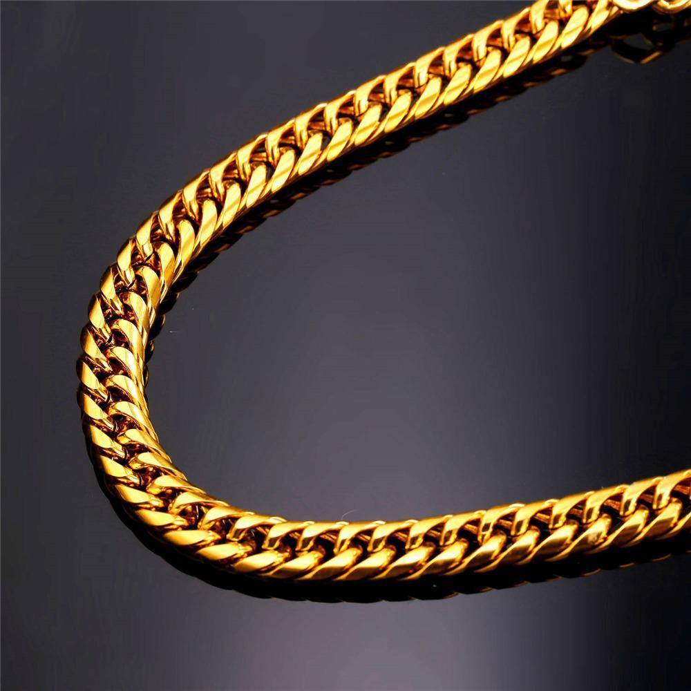 Hip Hop Cuban Link Chains