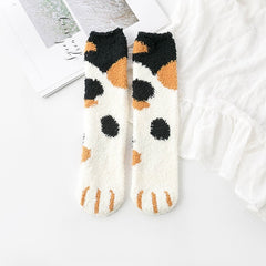 Cutest & Softest Cat Paw Sock