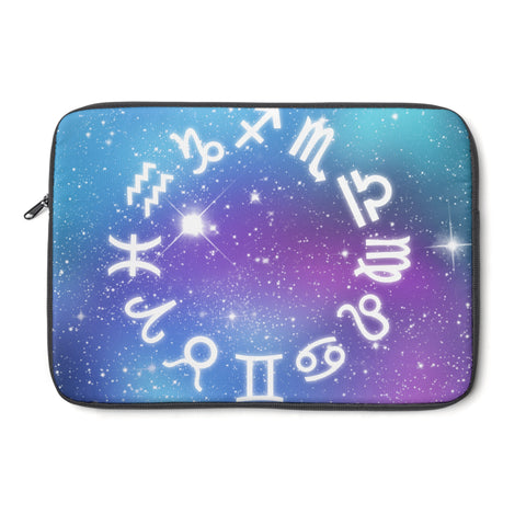 Galaxy Zodiac Laptop Sleeve