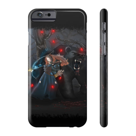 Huntress Phone cases
