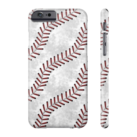 Baseball Stitches Phone cases