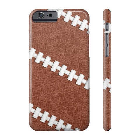 Football Stitches Phone cases