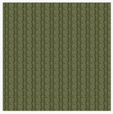 Faux Cable Knit Evergreen