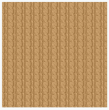 Faux Cable Knit Wheat