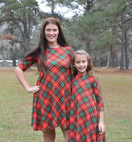 Christmas Plaid - DBP