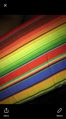 Serape Stripes