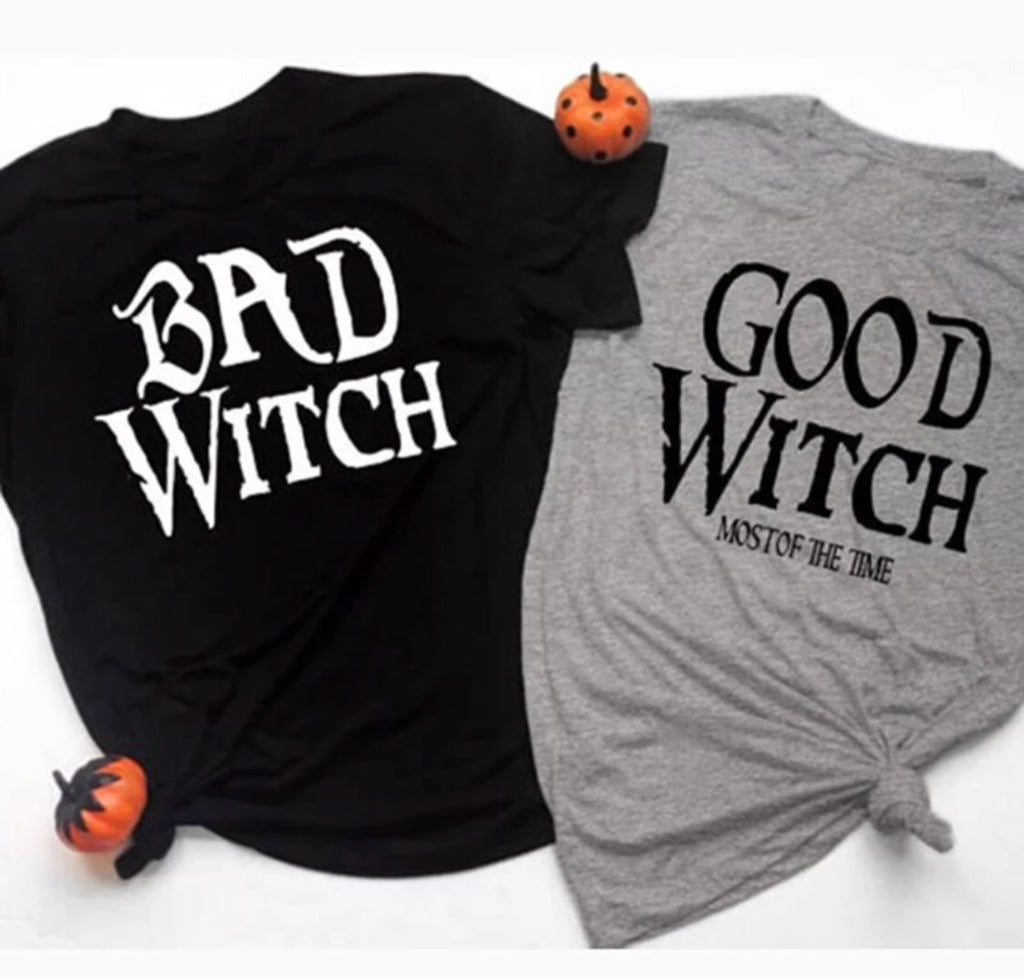 """Good Witch"" ""Bad ""Witch"""