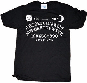 Ouija Board Occult T-shirt O Neck T Shirt