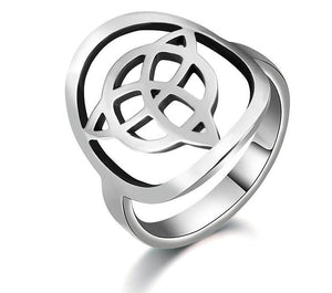 Triquetra (Trinity Knot) Ring