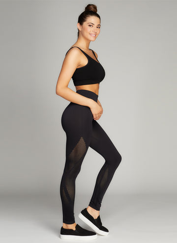 Nylon Compression Leggings