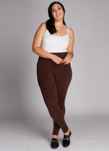 BAMBOO PLUS SIZE FULL LENGTH LEGGINGS