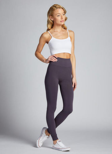 BAMBOO HIGH WAISTED LEGGING