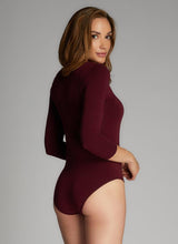 Bamboo 3/4 Sleeve Body Suit