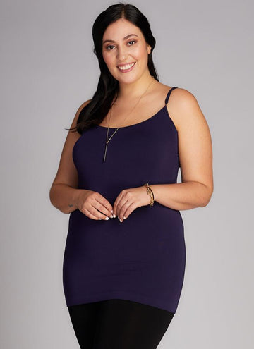 BAMBOO PLUS SIZE CAMI