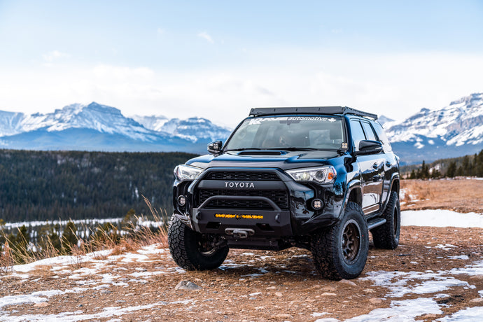 KR8 Build-2019 Toyota 4Runner TRD Offroad-Simplify your life