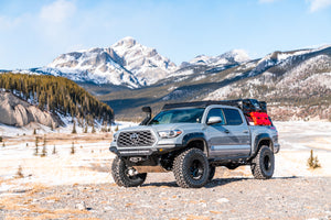 KRpro Build-2020 Toyota Tacoma TRD Offroad Auto DCSB Cement Grey