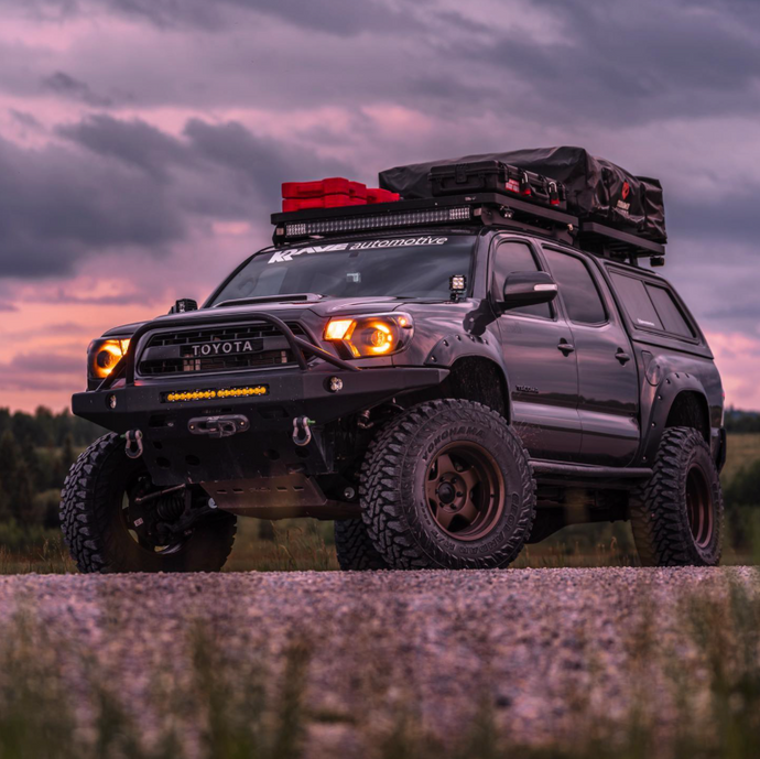 @GeoScoutAdventures-2015 Toyota Tacoma DCSB TRD Sport Manual