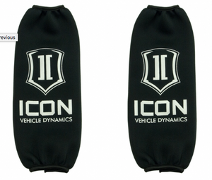 Icon shock covers