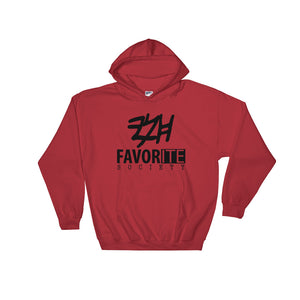 Favorite Society Sweatshirt Hoodie Black Logo Series