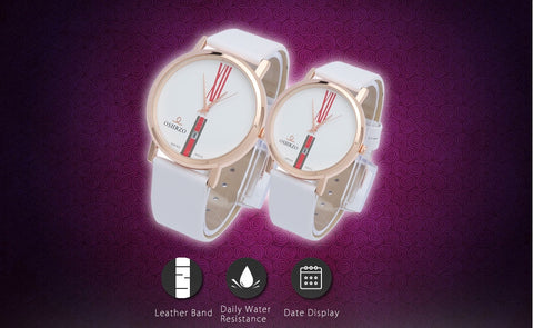 Couple Quartz Watch