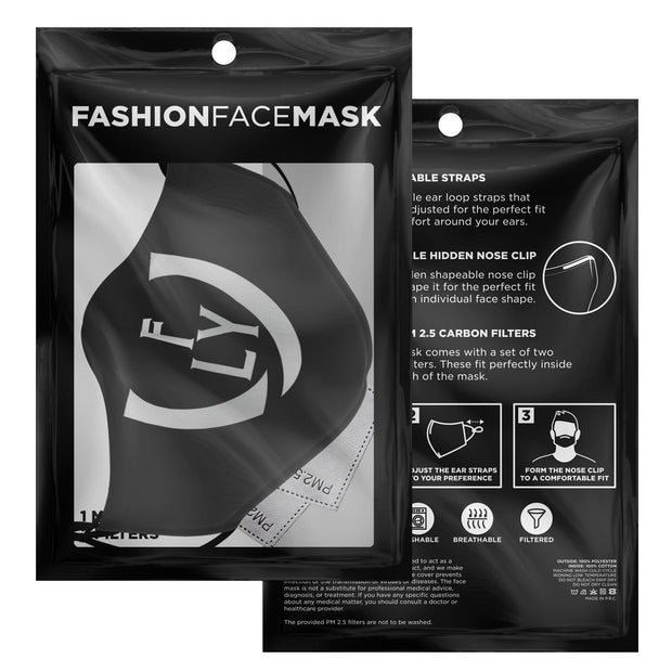 Statement Face Mask - UNIDENTIFLY
