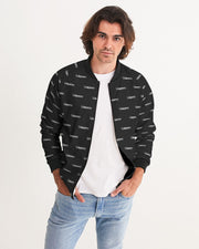 Statement Men's Bomber Jacket - UNIDENTIFLY