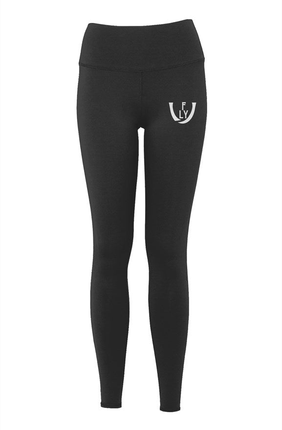 Statement Luxury Leggings - UNIDENTIFLY
