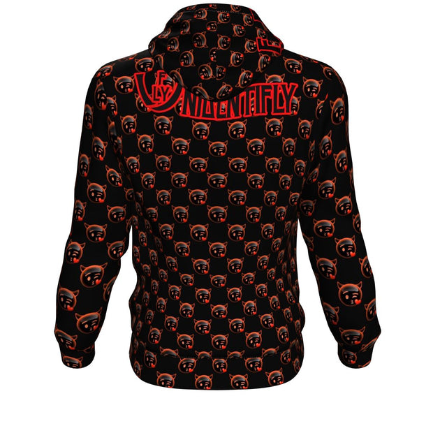 Kiss Performance Hoodie - UNIDENTIFLY