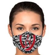 Heat Check Face Mask - UNIDENTIFLY