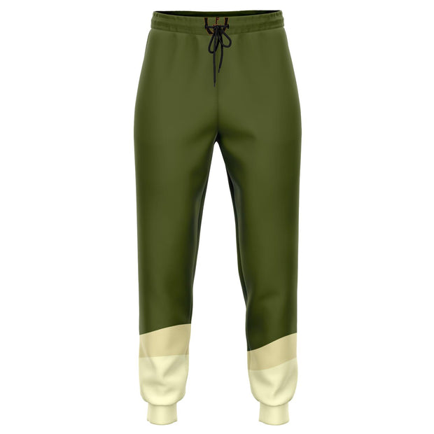 Olive Cactus Performance Joggers - UNIDENTIFLY