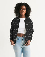Statement Women's Bomber Jacket - UNIDENTIFLY