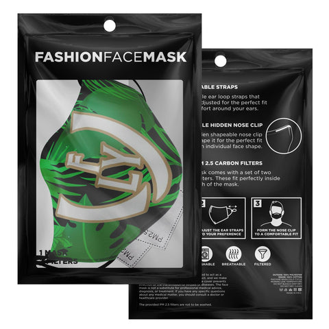 Chain Reaction Face Mask - UNIDENTIFLY
