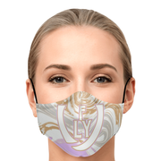 Marble Vision Face Mask - UNIDENTIFLY