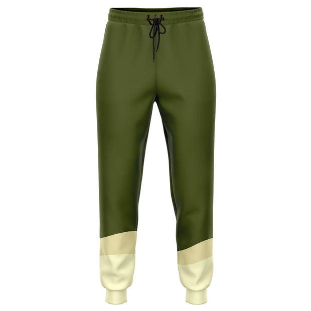 Olive Cactus Choice Joggers - UNIDENTIFLY