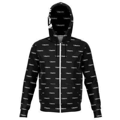 Statement Performance Zip-Up Hoodie - UNIDENTIFLY