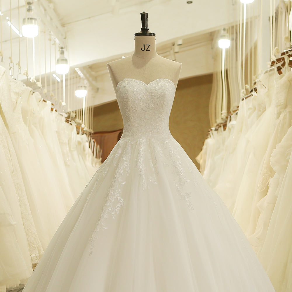 2017 Princess Wedding Dresses