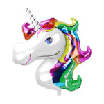 Beautiful Unicorn Foil Balloon