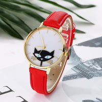 Cute Cat Ladies Wrist Watch