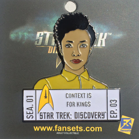 "Star Trek Discovery Episode 103 ""Context Is For Kings"""