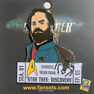 "Star Trek Discovery Episode 105 ""Choose Your Pain"""