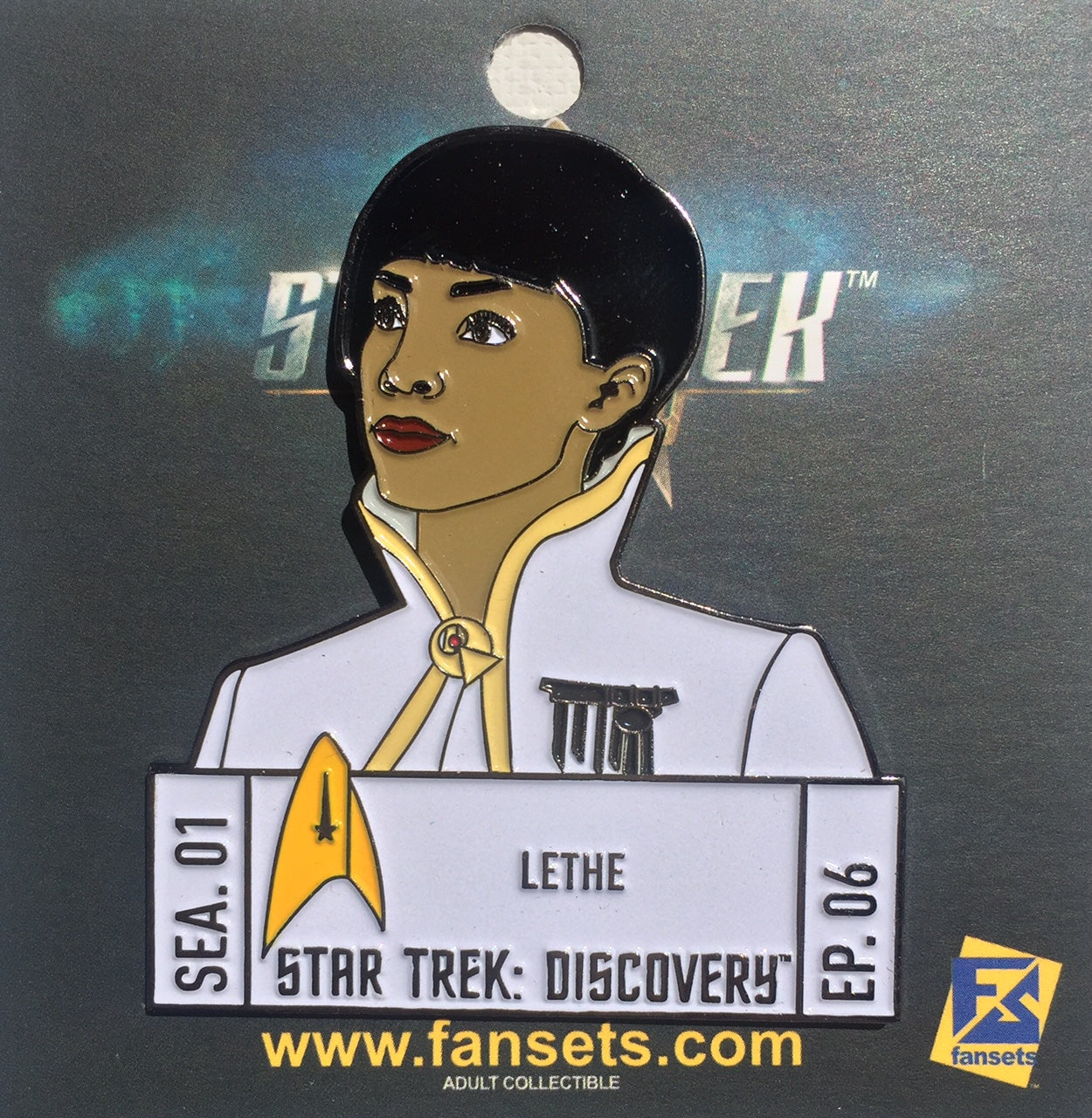 "Star Trek Discovery Episode 106 ""Lethe"""