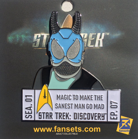 "Star Trek Discovery Episode 107 ""Magic to Make The Sanest Man Go Mad"""