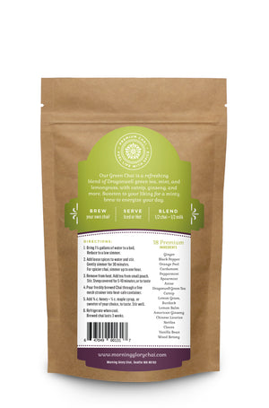Green Chai Home Brew Kit