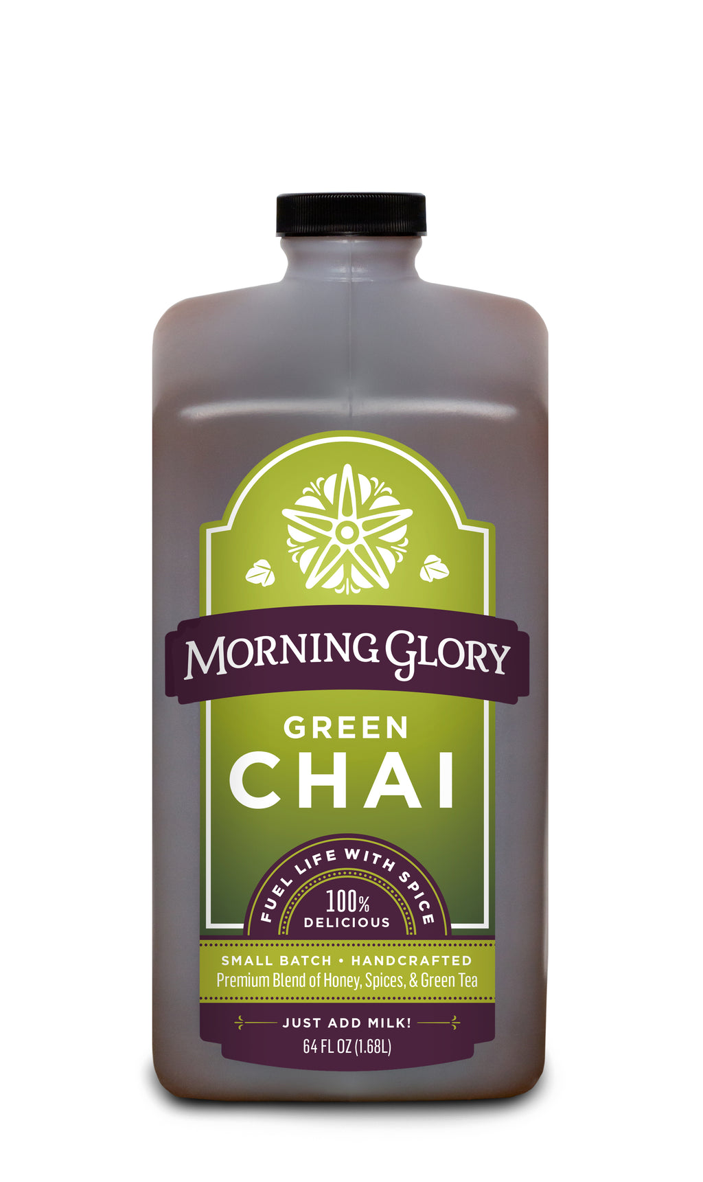 64 oz Green Chai