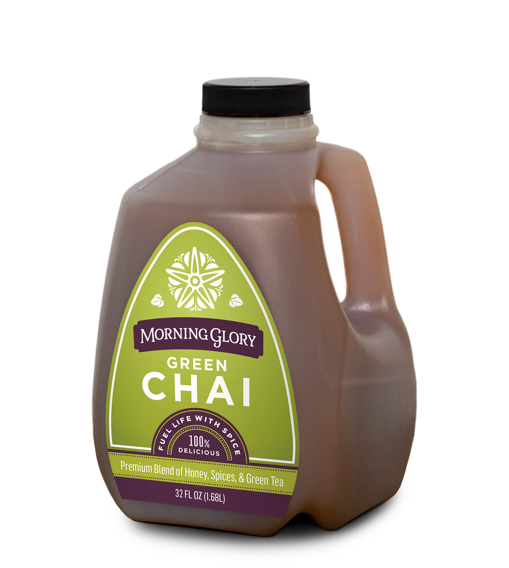 32 oz Green Chai
