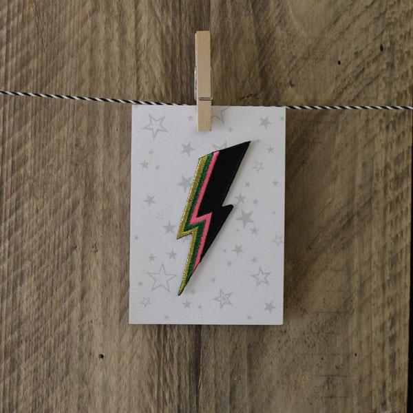 The Lightening Bolt