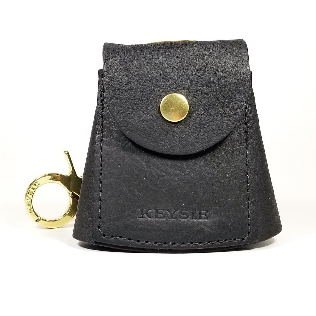 Keysie Breeze Black never lose your keys key finder key wallet new women women's accessory hanging key wallet