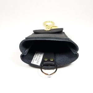 Keysie Breeze Black open bottom never lose your keys key finder key wallet new women women's accessory hanging key wallet